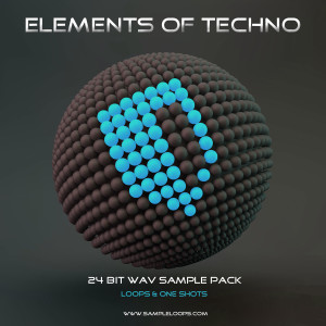 Elements of Techno-Cover-Art